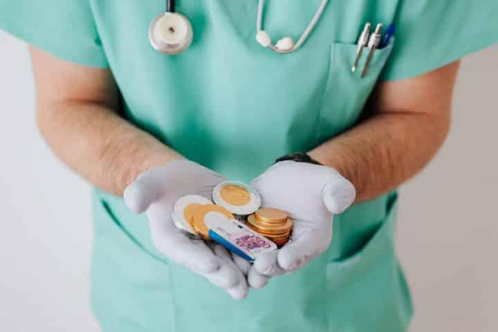 Mutuelle pour professionnels de santé et maintien de salaire